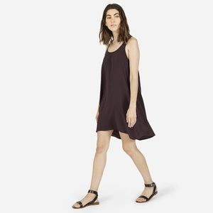 Everlane The Silk Tank Dress